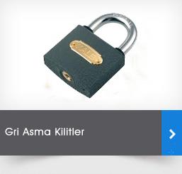 Gri Asma Kilitler